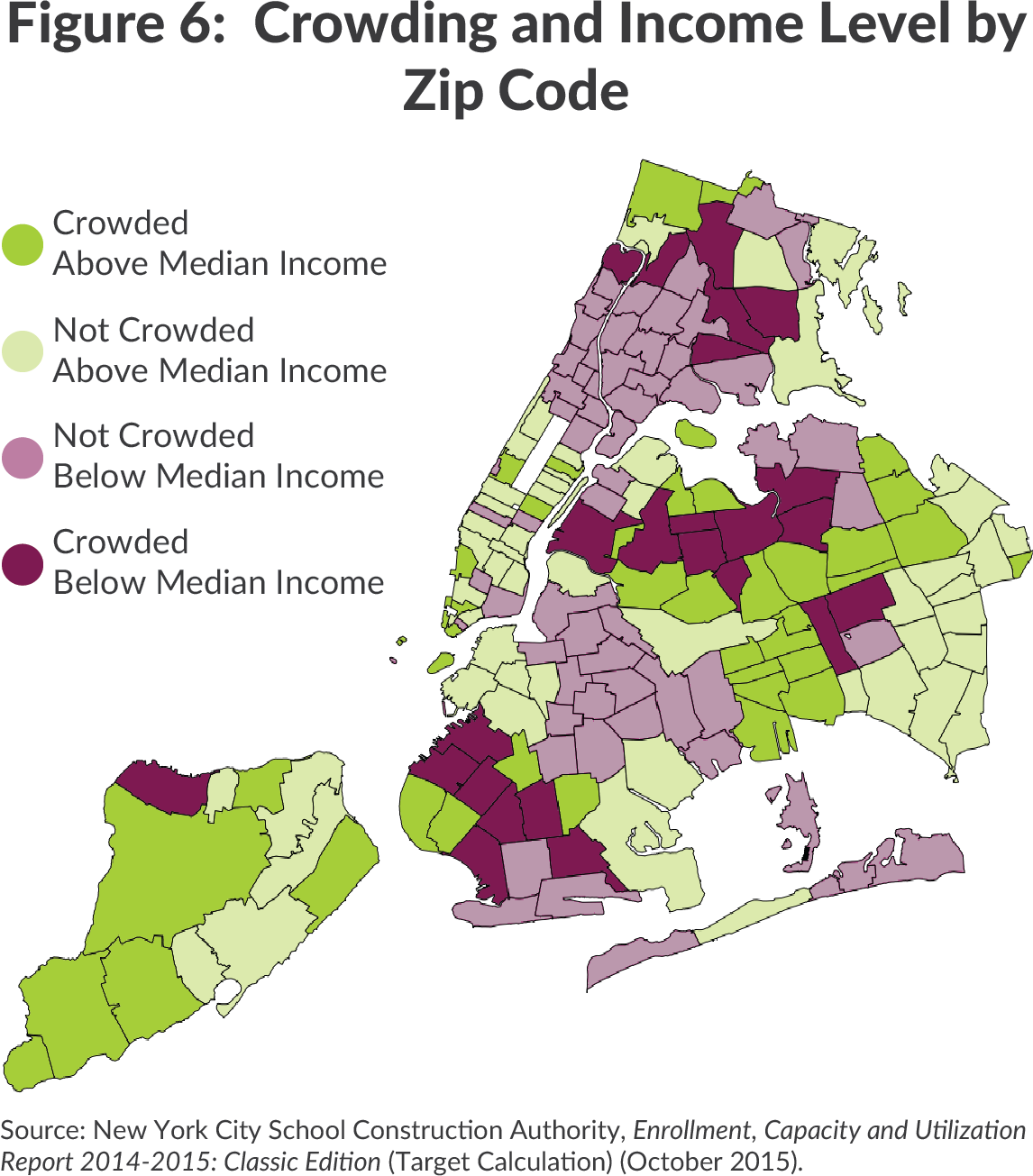 5 Myths About School Crowding In New York City Cbcny