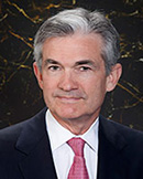 Jerome Powell Headshot