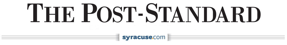 The Syracuse Post-Standard masthead